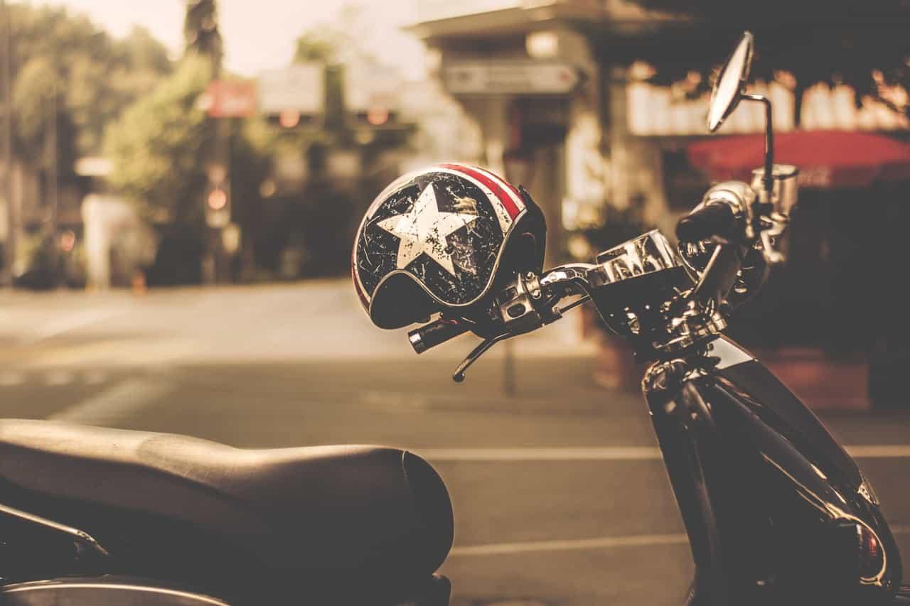 star helmet scooter