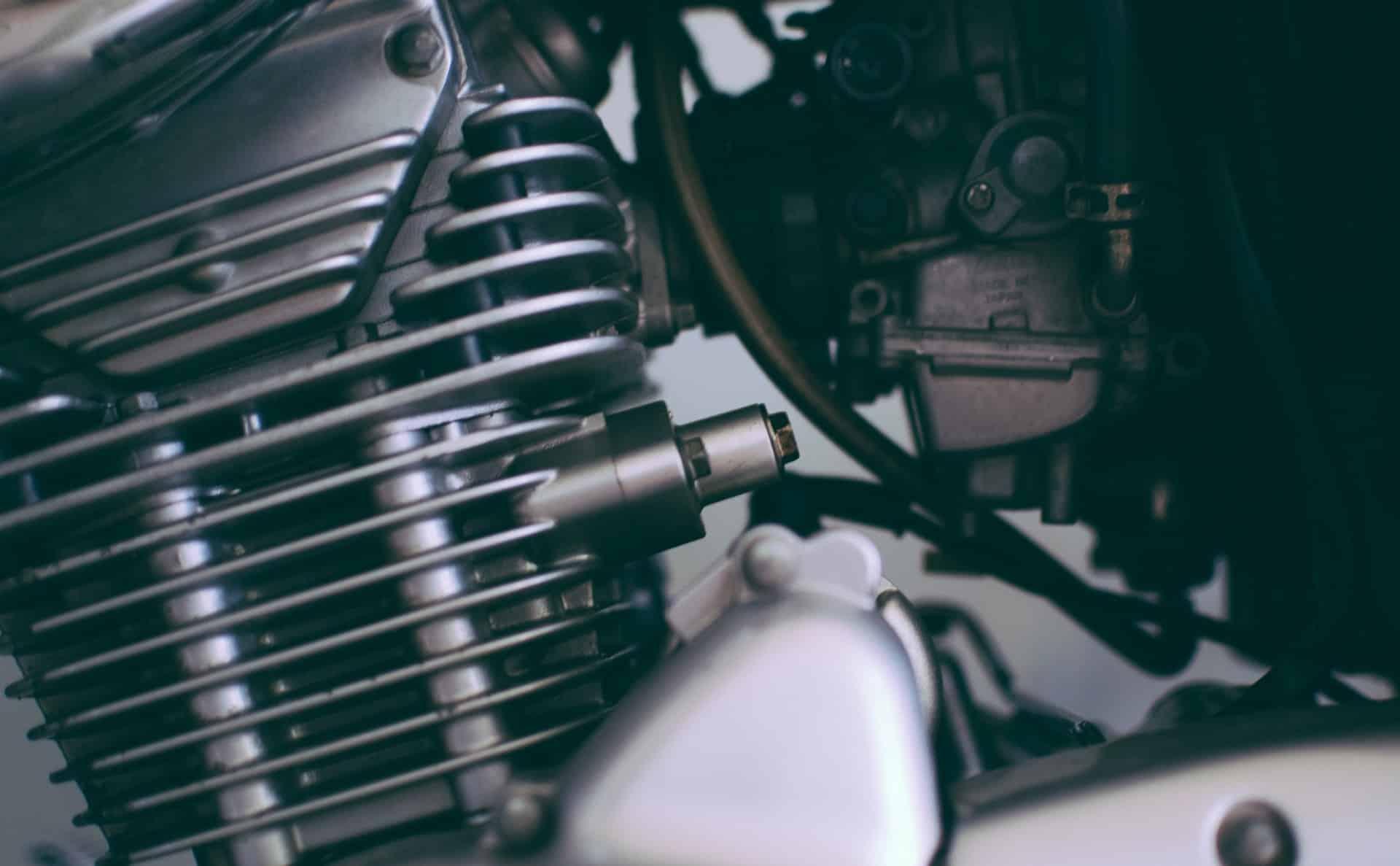 engine close up