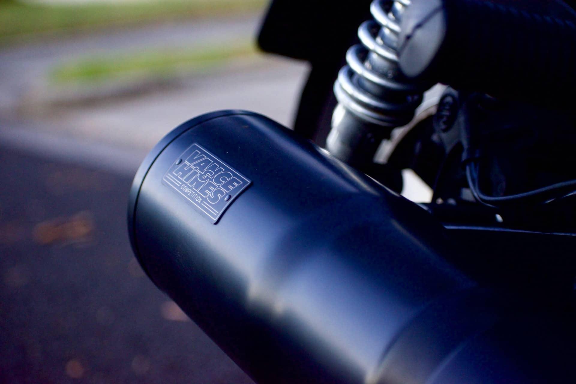 exhaust motorcycle new