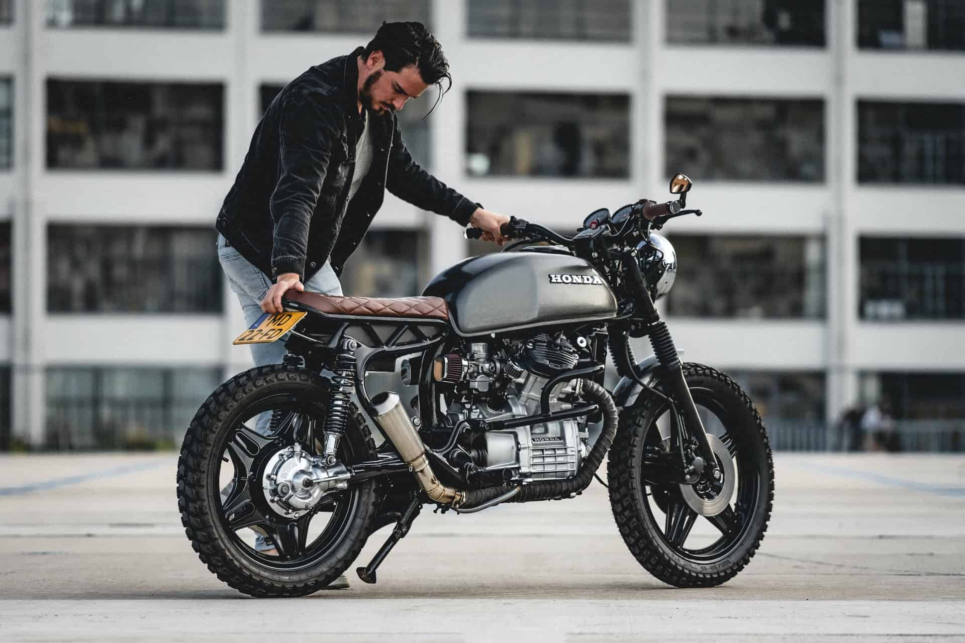 maintenance motorcycle test