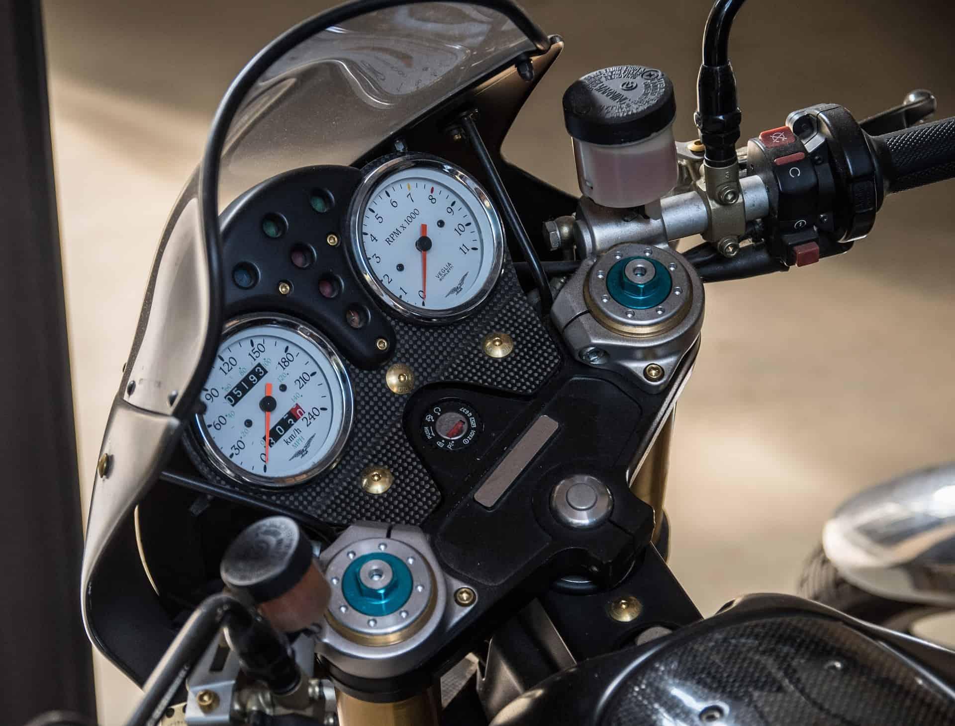 motorcycle ignition custom