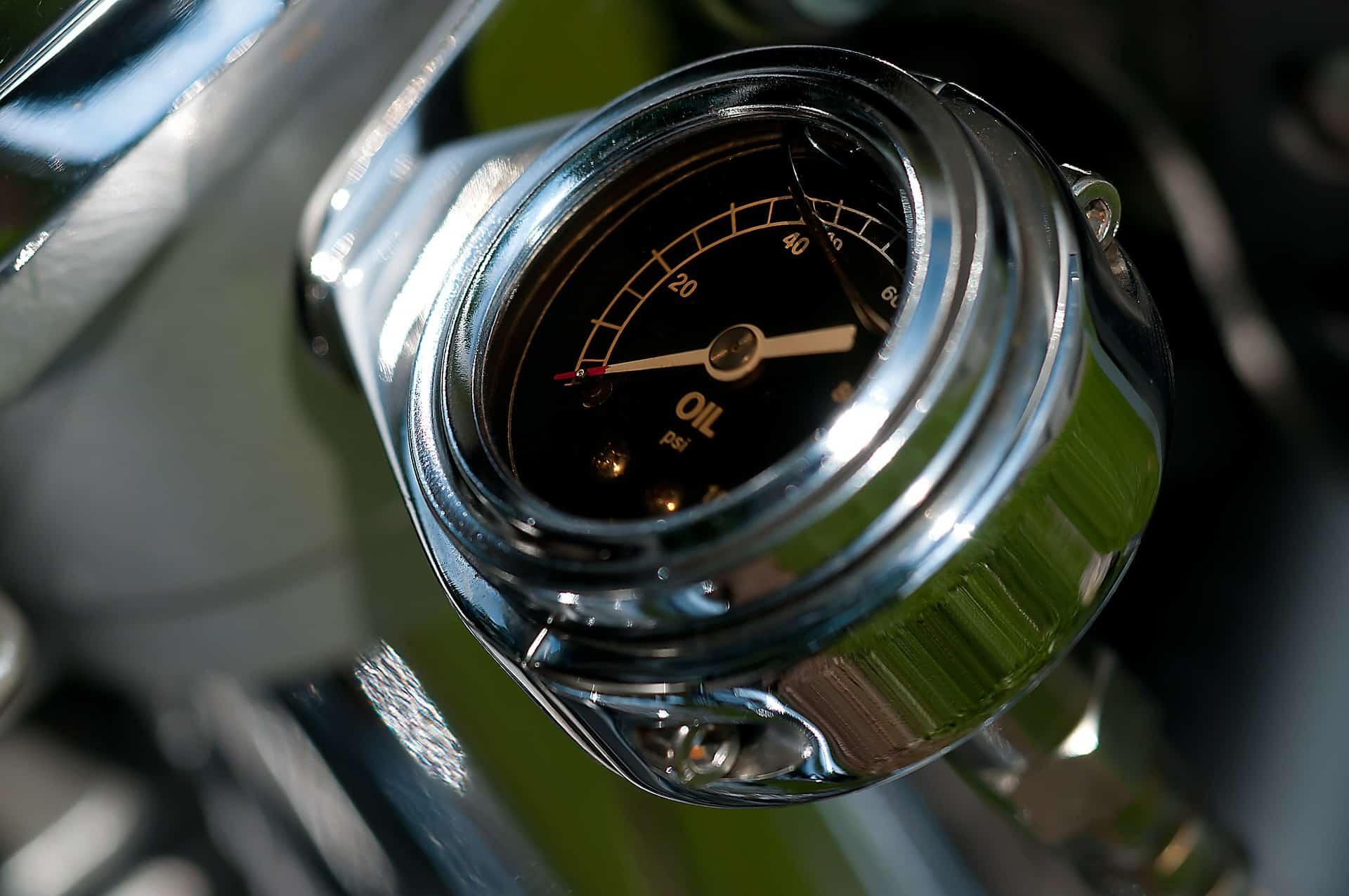 oil meter gauge