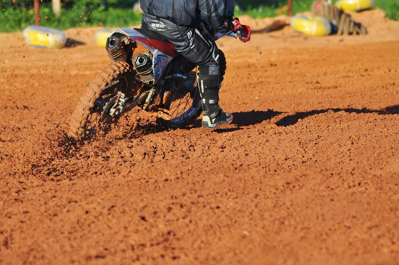 sports dirt tires motorcycle