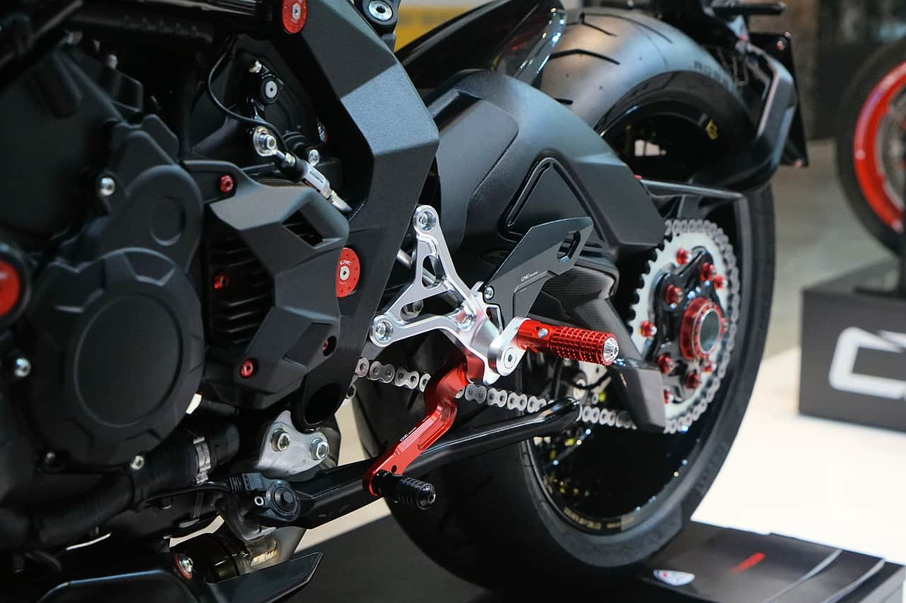 tire engine motorcycle new