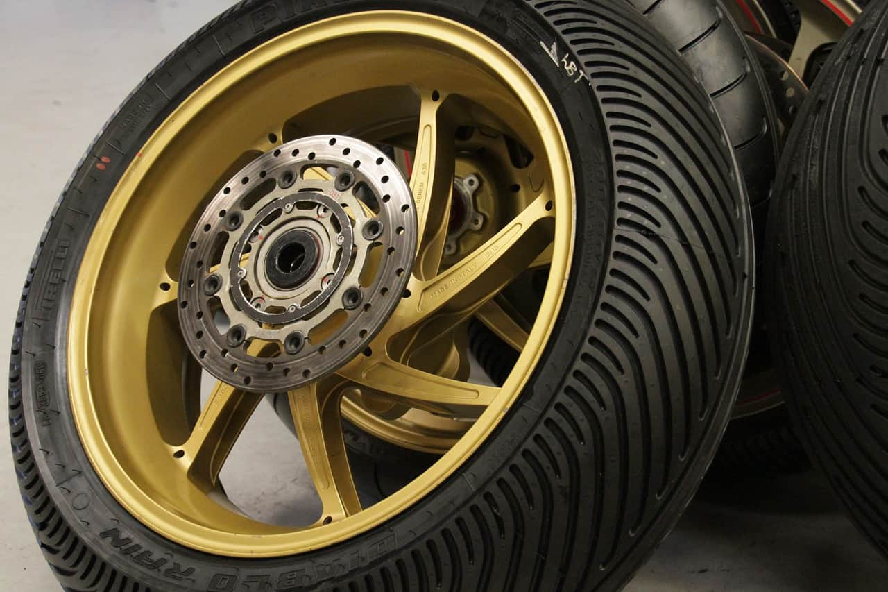 tire tread wheels