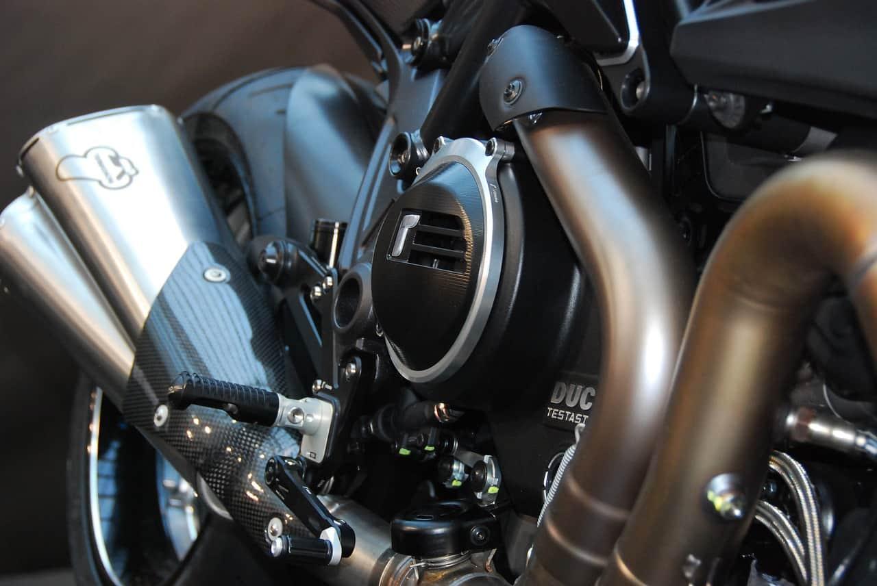 chrome type exhaust