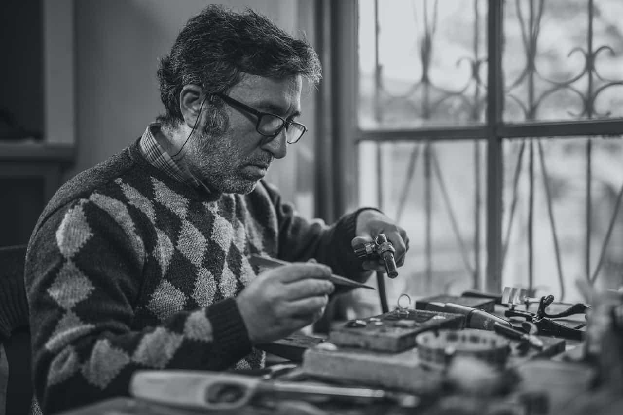 man tools monochrome