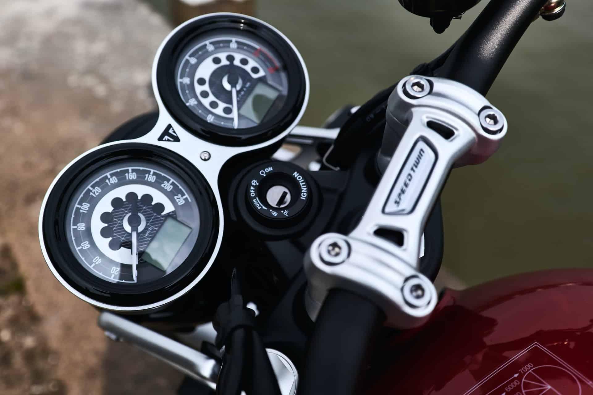 meter motorcycle