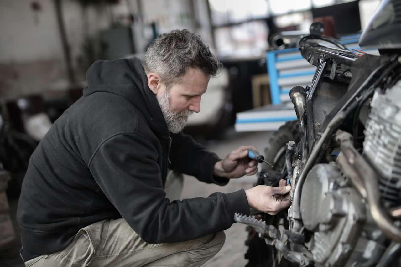 repairman motorcycle
